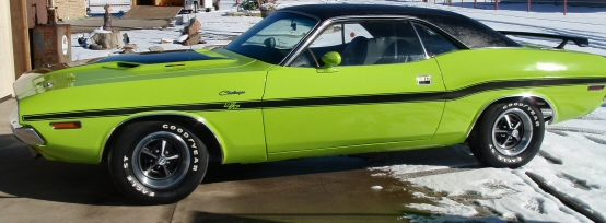 Photo of 1970 Dodge Challenger