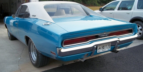 Photo of 1970 Dodge Charger