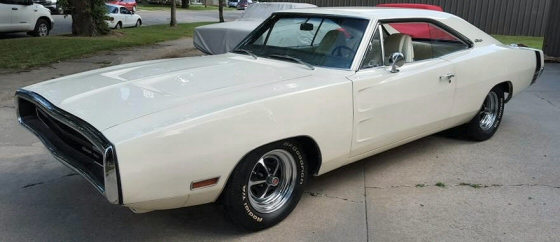 Photo of 1970 Dodge Charger 500 Coupe