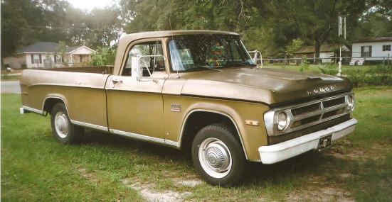 1970 dodge d200 pickup. Black Bedroom Furniture Sets. Home Design Ideas