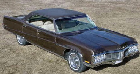 1970 Buick Electra Limited