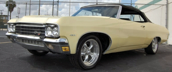 Picture of 1970 Chevrolet IMPALA Convertible