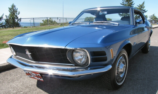 Photo of 1970 Ford Mustang