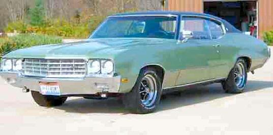 1970 Buick Skylark Custom - 81,600 miles.