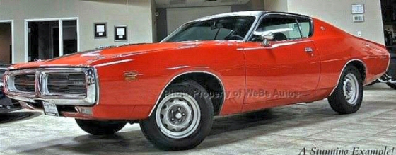 Photo of 1971 Dodge Charger SE Coupe