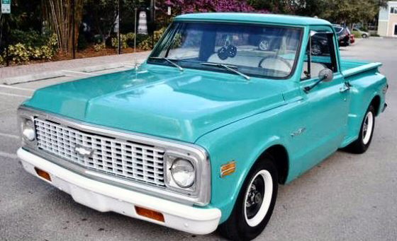Photo of 1971 Chevrolet C10 All Steel Pickup