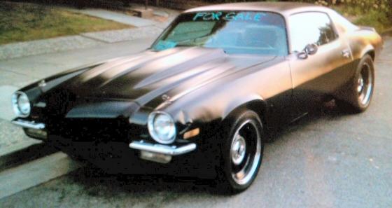 1971 Chevy Camaro