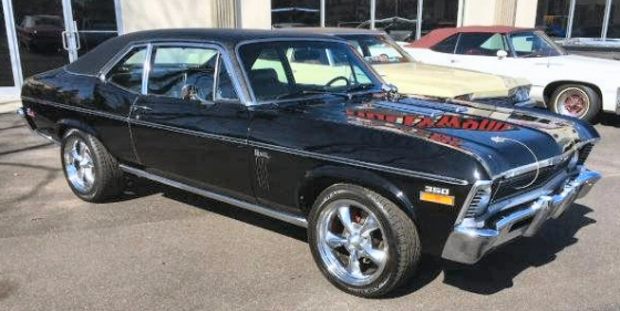 Photo of 1971 Nova SS Coupe