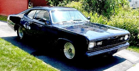 1971 Pro Street Dodge Demon