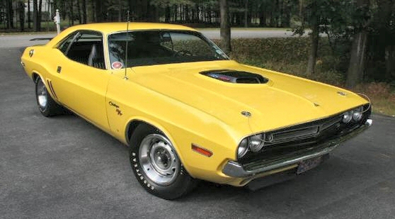Photo of 1971 Dodge Challenger R/T Coupe