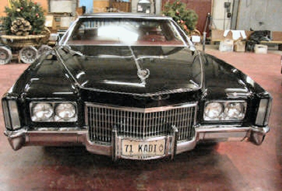 Photo of 1971 Cadillac Eldorado Coupe