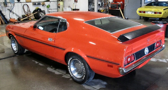 Photo of 1971 Ford Mustang Fastback