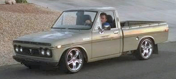 Photo of 1971 Toyota HILUX Pickup Truck