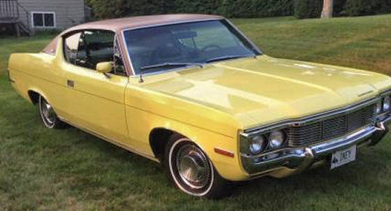 Photo of 1972 AMC Matador 2DR Hardtop Like New