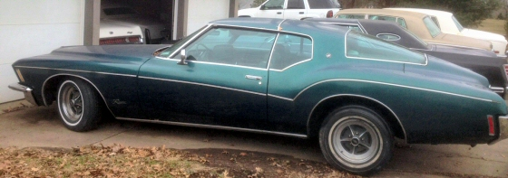 Photo of 1972 Buick Riviera Boat-tail With 71K