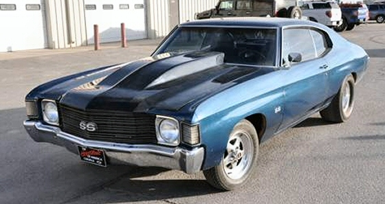 Photo of 1972 Chevrolet Chevelle SS Clone