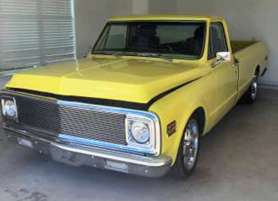 Photo of 1972 Chevrolet C10 Pickup Truck With 383 Stroker