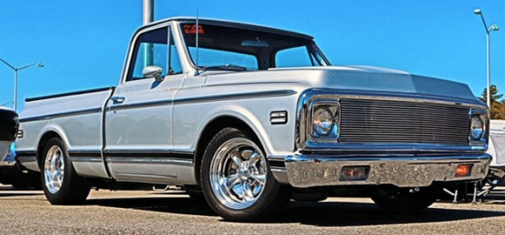 Photo of 1972 C10 Short Bed Pick Up Show Truck