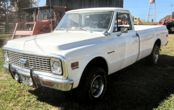 Picture of 1972 Chevy Custom/10  Pickup Truck