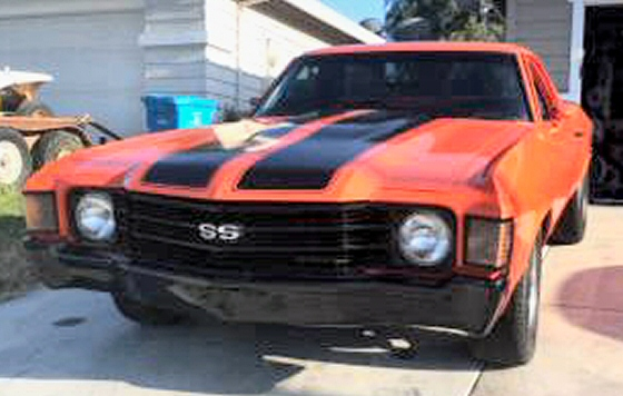 Photo of 1972 Chevrolet El Camino