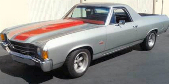 Photo of 1972 Chevy El Camino SS Tribute Restored
