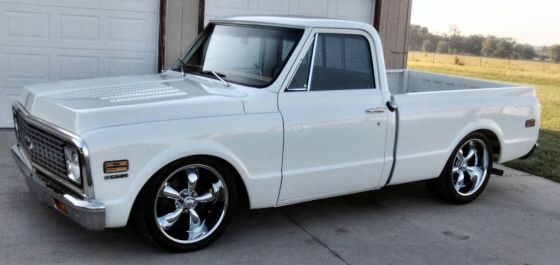 Photo of 1972 Chevy 1/2 Ton Pickup Street Rod