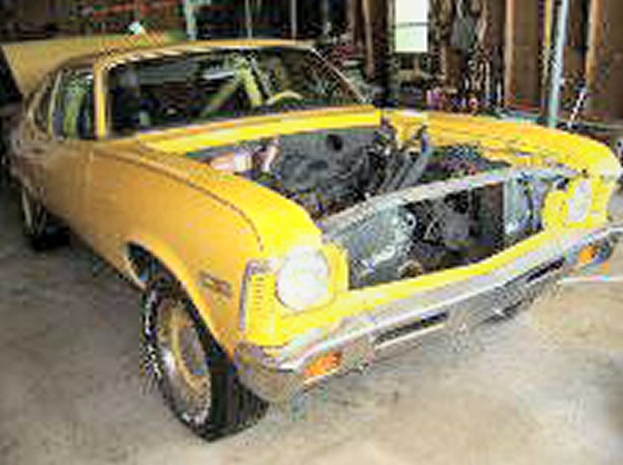 Photo of 1972 Chevy Nova 2DR With Big Block  Excellent Project