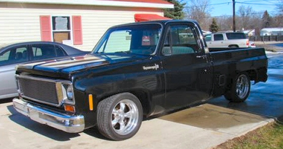 Picture of 1972 Chevy Pickup Street Rod
