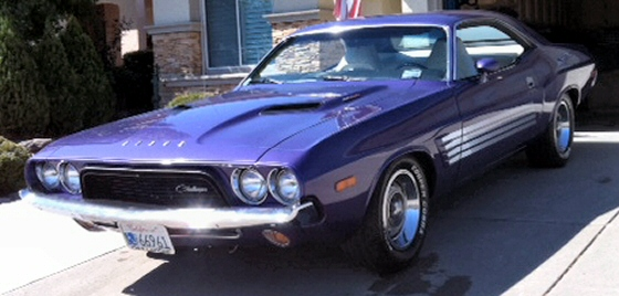 Photo of 1972 DODGE CHALLENGER