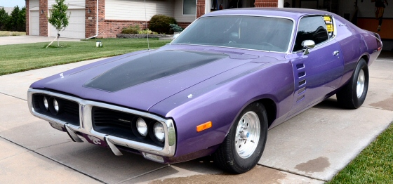 Photo of 1972 Dodge Charger With 440 Motor