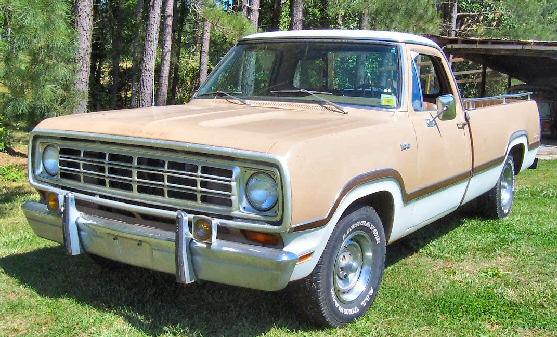 1972 Dodge Series D10,Adventurer