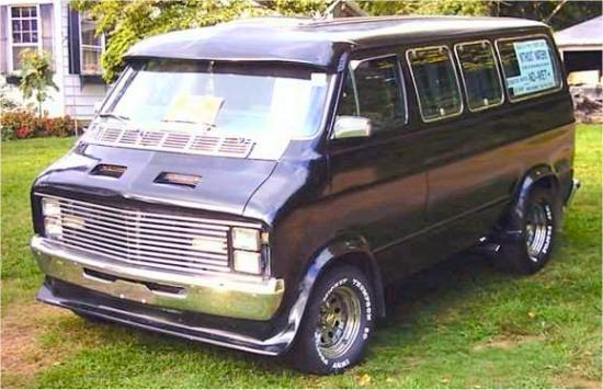 1972 Dodge Van for Sale