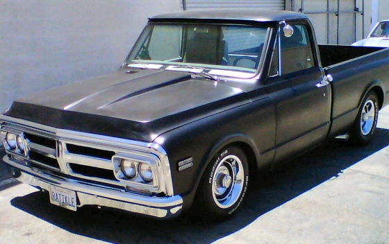 Photo of 1972 GMC Fleetside Short Bed