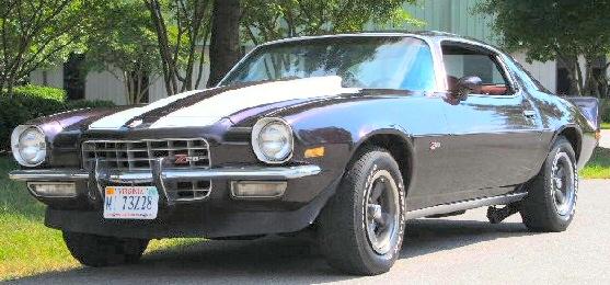 1973 Camaro Z28