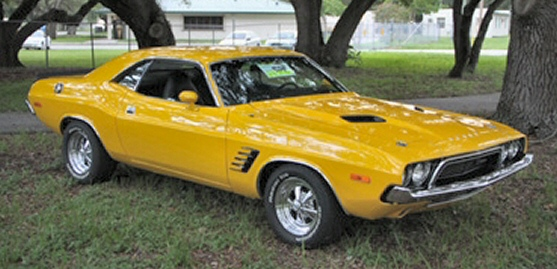 Photo of 1973 Dodge Challenger