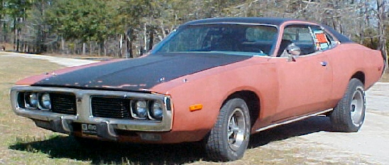 1973 Dodge Charger Custom