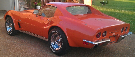 Photo of 1973 Corvette