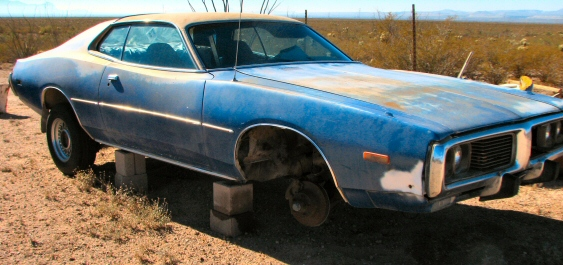 1973 Dodge Charger Project