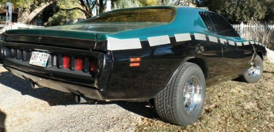 Photo of 1973 Dodge Charger 440 Six Pack