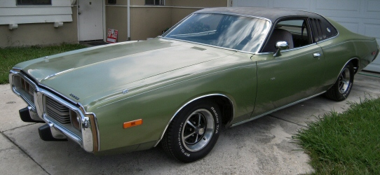 Photo of 1973 Dodge Charger SE