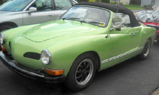 Photo of 1973 Karmann-Ghia Convertible