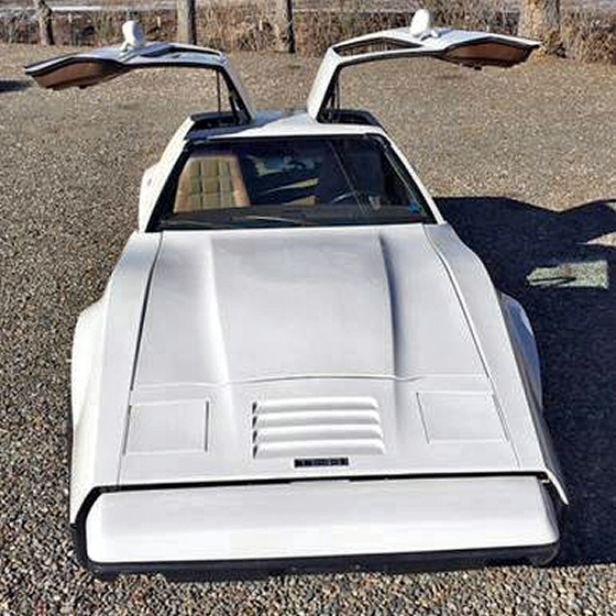 1974 Bricklin SV1 Gullwing TAHOE Model With 16K Miles