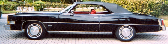 Photo of 1974 CADILLAC Fleetwood Eldorado Convertible