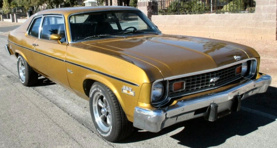 Photo of  1974 Chevy Nova 2DR Hatchback Classic