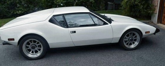 Photo of 1974 De Tomaso Pantera L