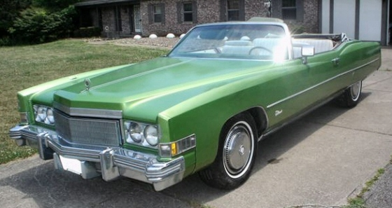 Photo of 1974 Cadillac Eldorado Convertible