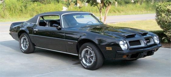 74 Pontiac Firebird