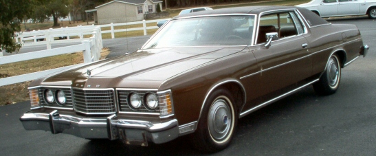 Photo of 1974 Ford LTD Brougham