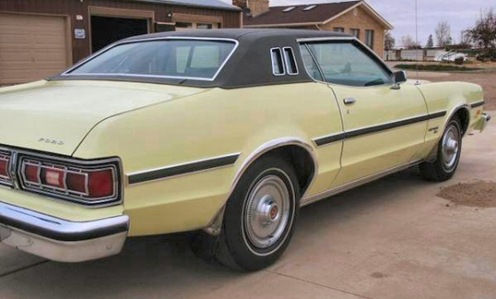 Photo Of  Ford Gran Torino Elite Dr Hardtop