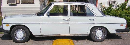 1974 mercedes benz 280 for 1974 mercedes benz 280